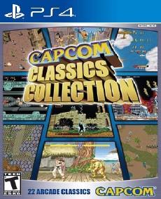 Capcom Classics Collection V1 and V2