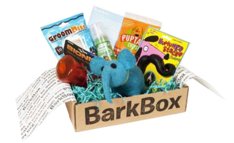 Monthly Dog Box Australia