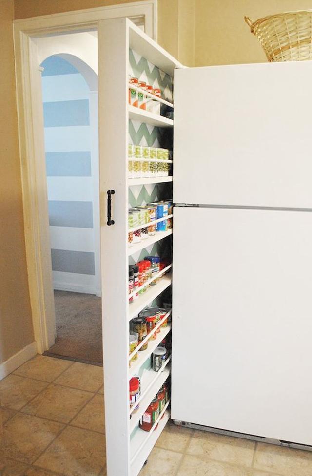 C mo decorar una cocina peque a cocinas con estilo - Cajoneras pequenas ...