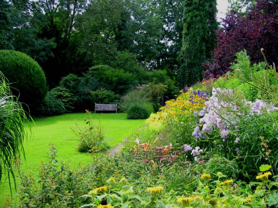 Bonitos jardines y paisajes - Paisajes y jardines ...