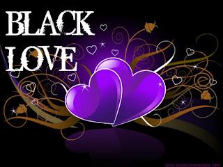 black love images