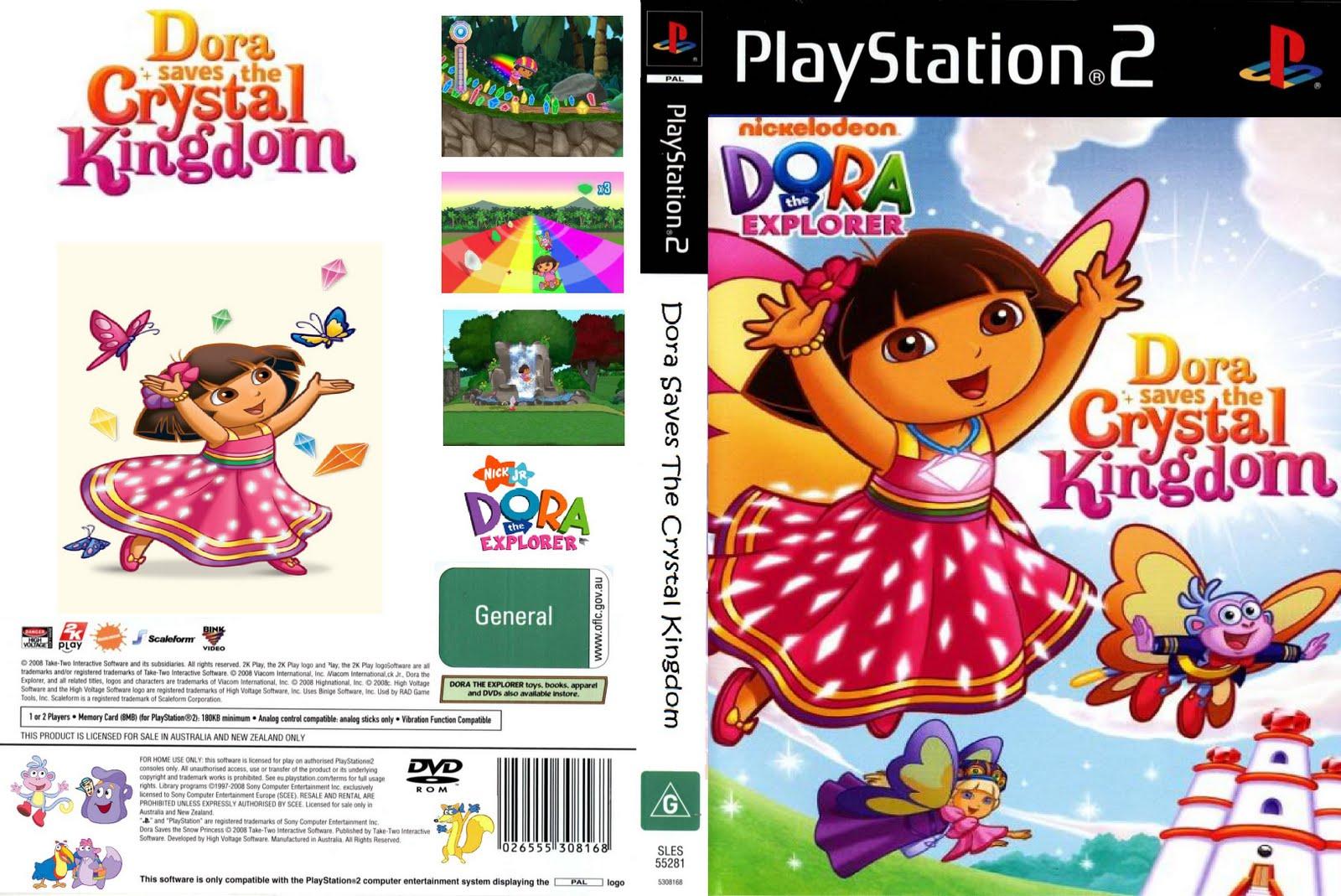Filmes Prediletos Nota 10 Ps2 Ps2 Dora The Explorer Dora