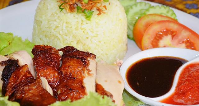 Resepi Nasi Ayam Madu Sedap Juadah Wajib Iftar