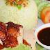 Resepi Nasi Ayam Madu Sedap Dan Simple