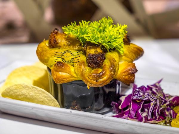 M'atural - A contemporary bonsai studio/cafe @ Lorong Carnavon, Penang