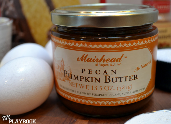 Williams Sonoma Pecan Pumpkin Butter