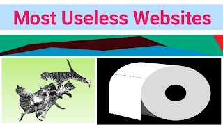 Most useless sites list in hindi, useless sites