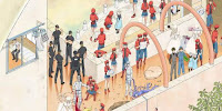Hataraku Saibou Episode 1-6 English Subbed