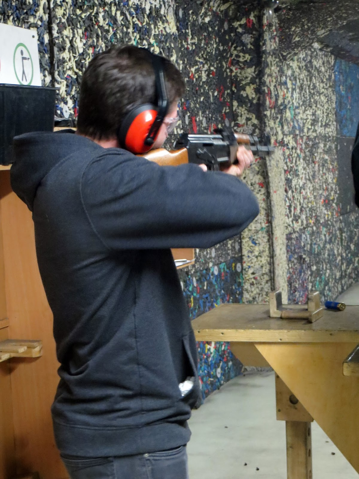 AK47, Shooting range, pistol, Ruger Mk III, GLOCK 17, Revolvers, Ceska Zbrojovka, Grand Taurus 86, Rifles, Kalashnikov (AK-47), Remington 870, Shotgun, Weapons, Dragunov, (SVD), Sniper Rifle, celeritas shooting club, eastern europe, hungary, budapest, bucket list, travel, travelling, traveling, experiences, gun, shooting, adventure, travel blog,