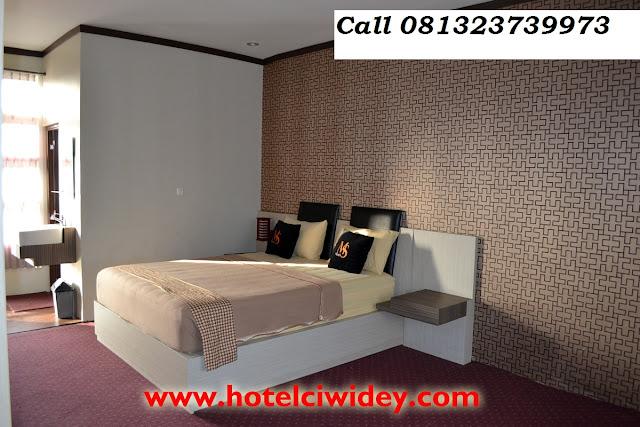 Hotel bagus di kawah putih