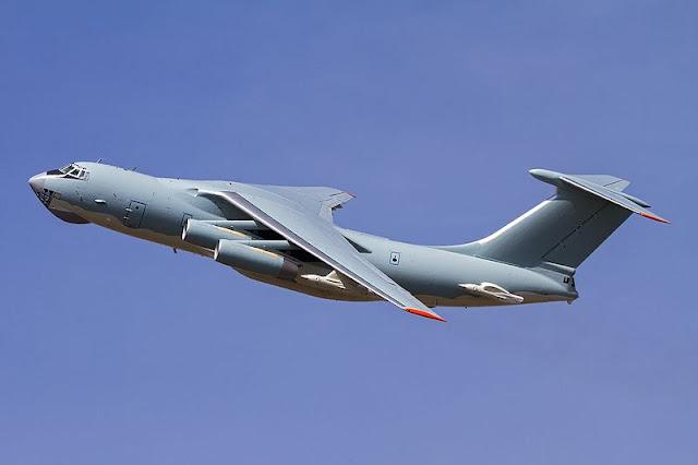 Gambar 31. Foto Pesawat Angkut Militer Ilyushin Il-78