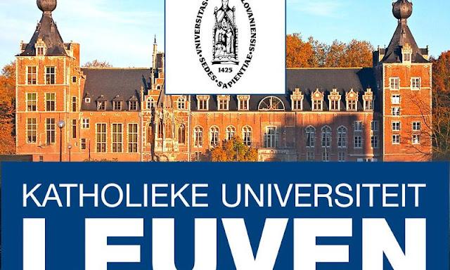 منح دراسية ممولة بالكامل مقدمة للدراسة في جامعة K.U. Leuven في بلجيكا