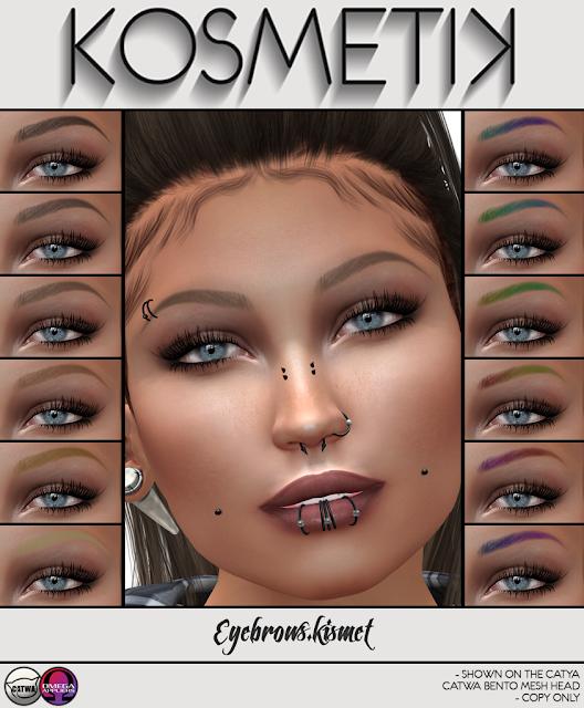 .kosmetik for The Makeover Room for November