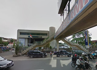 Lokasi ATM MANDIRI Setor Tunai PALEMBANG - ATM CDM
