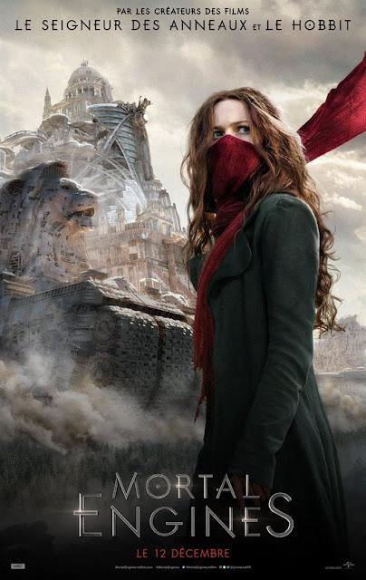 Film Mortal Engines L'Agenda Mensuel - Décembre 2018