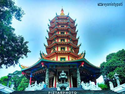 pagoda alvarokitesvara semarang