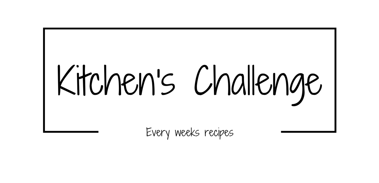 Kitchen's Challenge