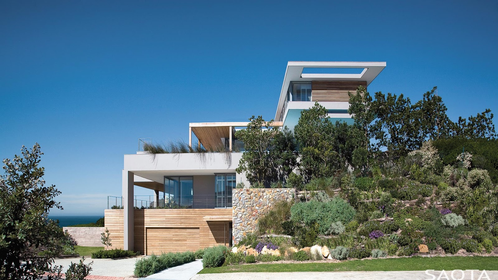 Plett 6541 Cape Town, South Africa By Saota