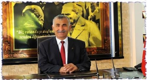 Mehmet Ballı'dan Teşekkür