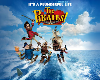 The Pirates Band of Misfits Movie HD Wallpaper