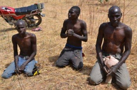 boko haram terrorists arrested isolo lagos