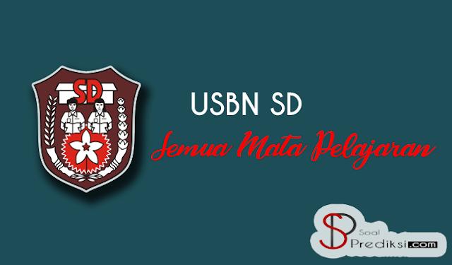 Cek Latihan Soal dan Jawaban USBN SD 2019 (MTK, B.Indo, IPA)