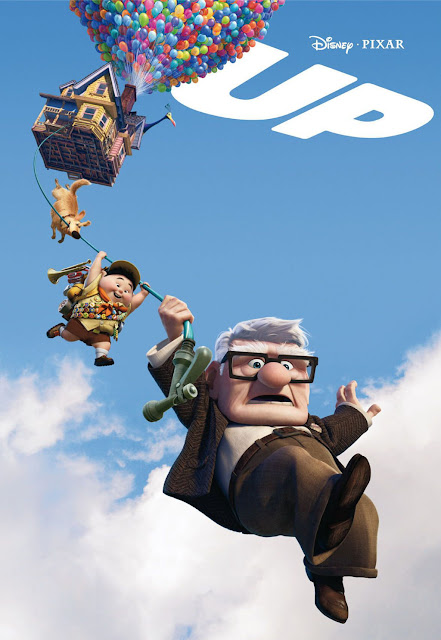 Cartel película de Pixar Animation Studios UP