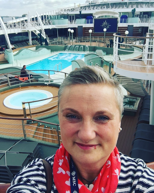 On Board MSC Preziosa cruise ship #BlogCampOnBoard