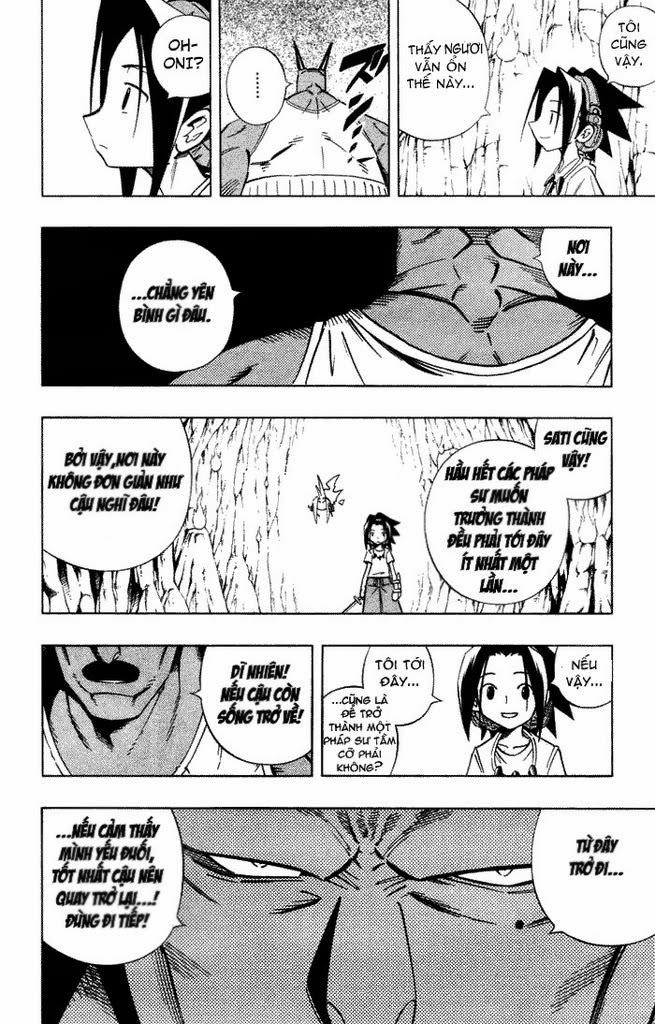 Shaman King [Vua pháp thuật] chap 234 trang 10