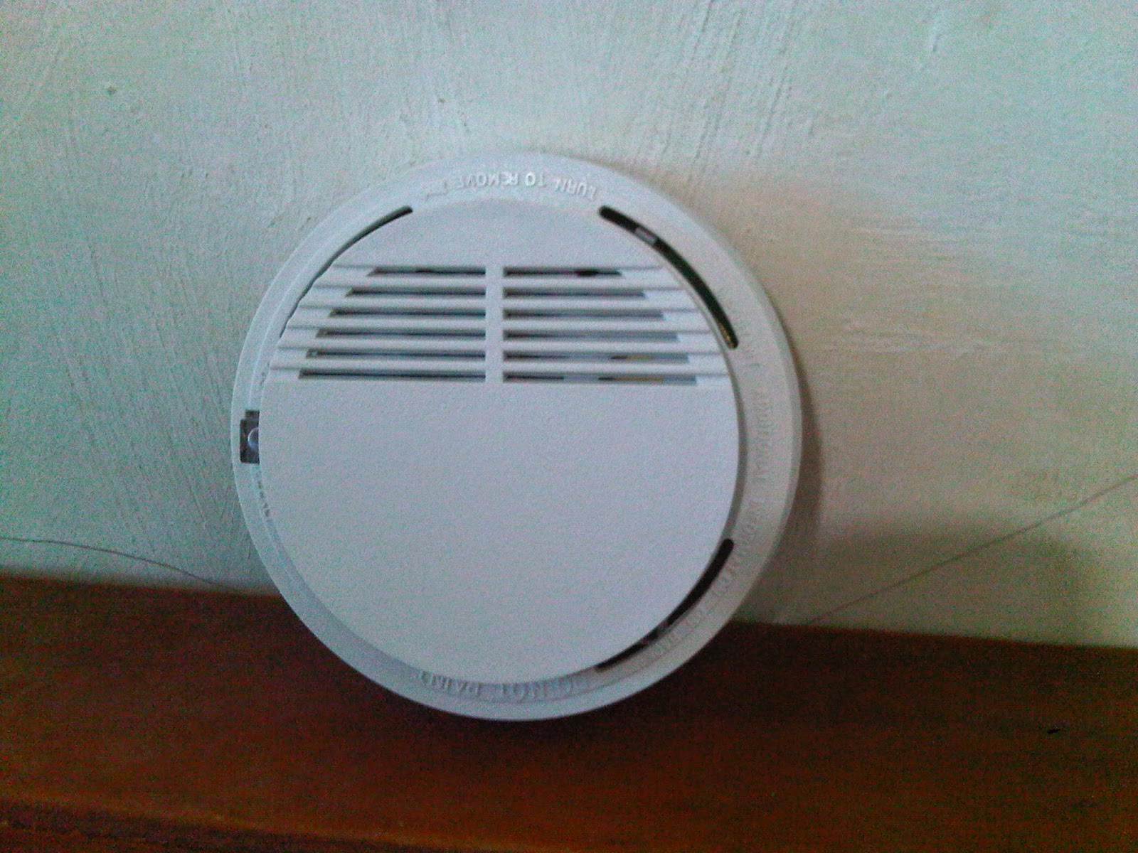 Portable Smoke Detector Smoke Detector With Battere Portable System