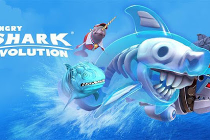 Hungry Shark Evolution v7.0.0 Mod Apk