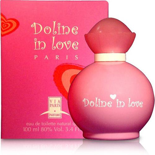 Doline in Love feminino eau de toilette