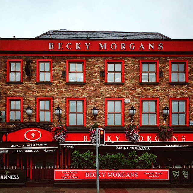 Non-Touristy Dublin: Becky Morgan's Pub