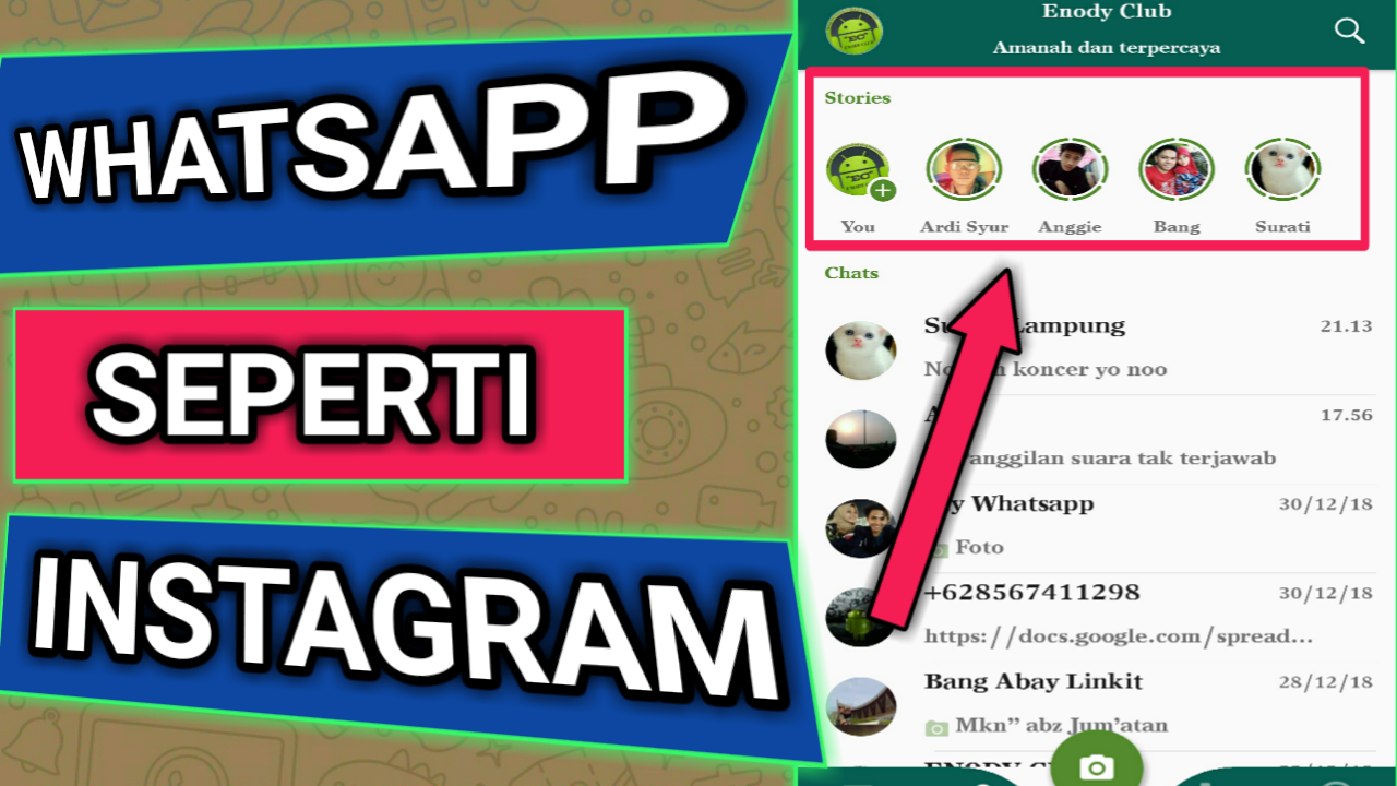 Anti Banned) Delta GB Whatsapp Terbaru Beserta Trik and Tips