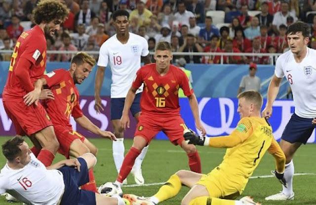 WORLD CUP 2018 21h00, ngày 14/07 phân tích trước giờ bóng lăn Bỉ vs Anh