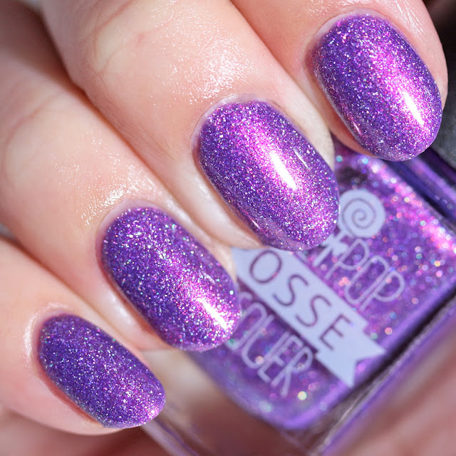 Lollipop Posse Lacquer Full-Blown, Four-Alarm Holiday Emergency