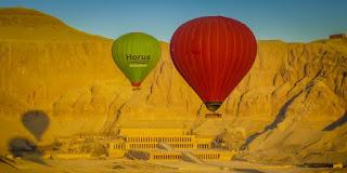 Hot Air Balloon Tours In Luxor
