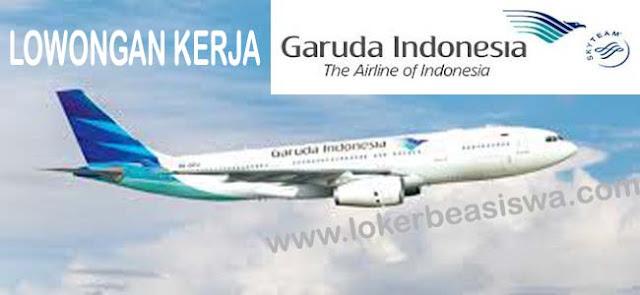 Lowongan Kerja di Garuda Indonesia Posisi Analyst, PILOT dll