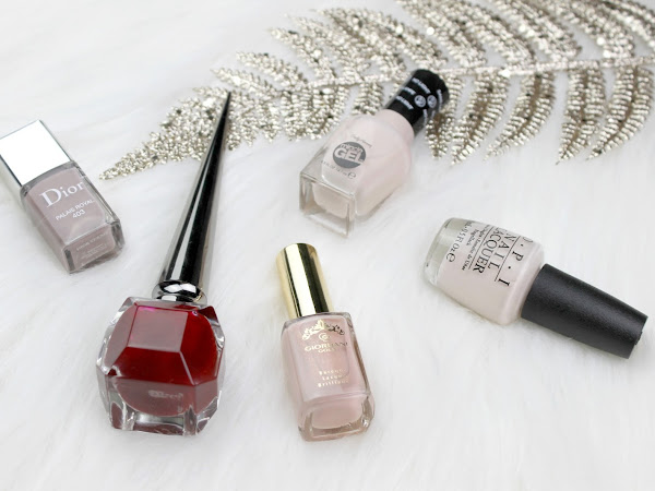 5x Favoriete Winter Nagellak