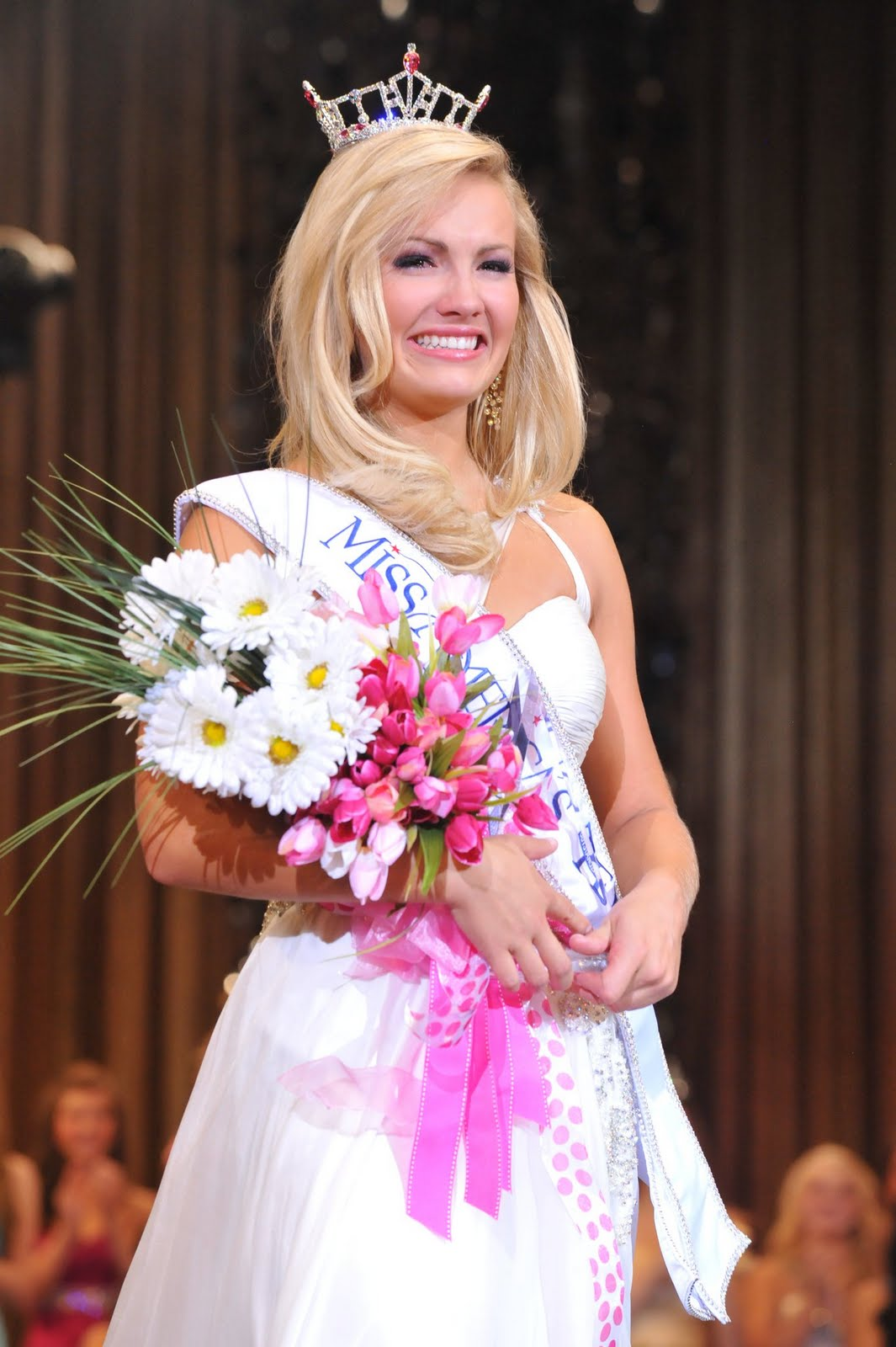 From Miss America Outstanding Teen 91