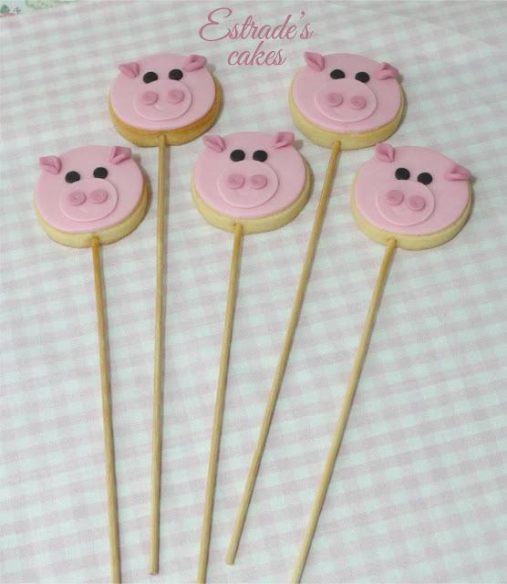 galletas infantiles de cerdos 5