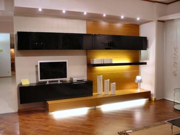 Mẫu kệ tivi phòng khách đẹp và hiện đại được nhiều gia đình lựa chọn