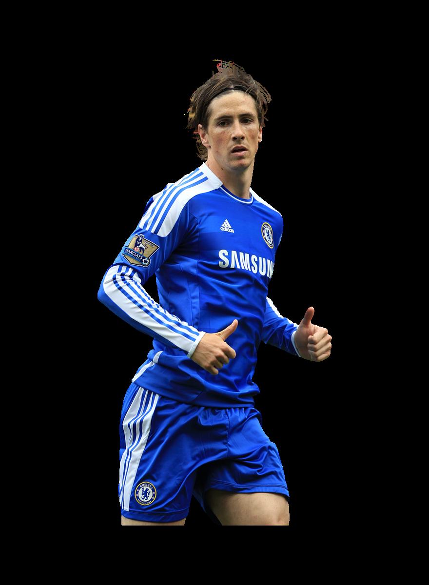 Designer de Boleiro: Fernando Torres - Chelsea / Liverpool