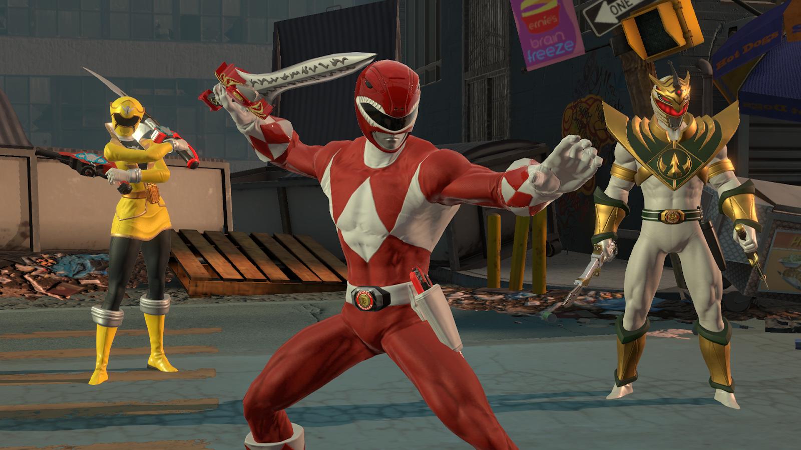 Analise Power Rangers Battle For The Grid Multi E Bom Mas