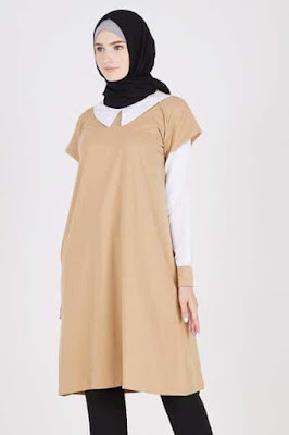 Collar Shirt Tunic