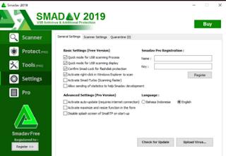 SMADAV 2019 Free Antivirus Download