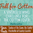 Fall for Cotton, completed!