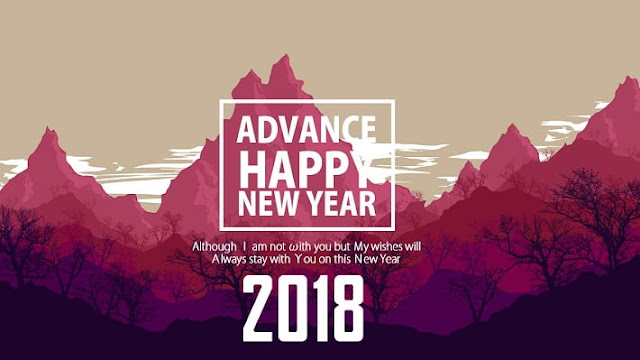 Beautiful HD New Year Photos 2018