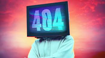 404, Screen, Monitor, Digital Art, 4K, #4.3047