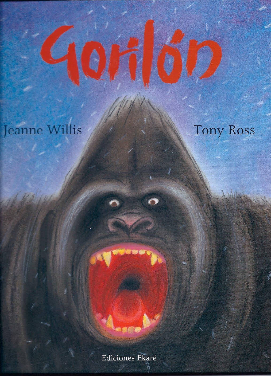 Libros para niños e ideas para su utilización: Gorilón